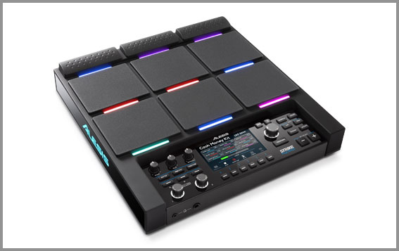 Alesis Strike MultiPad | Percussion Pad With Sampler and Looper