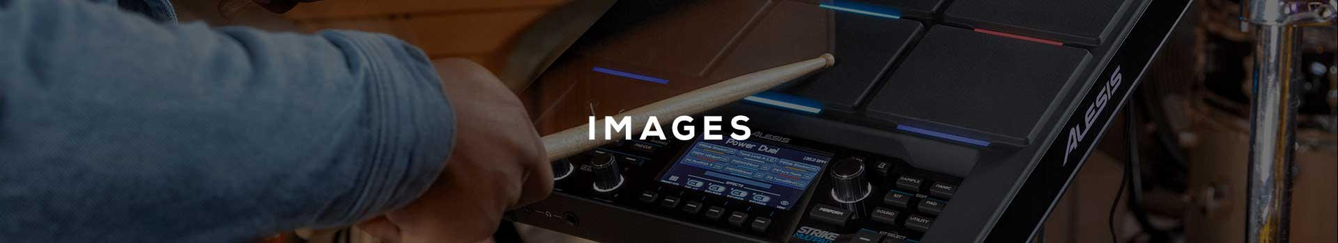 Alesis Strike MultiPad | Percussion Pad With Sampler and Looper